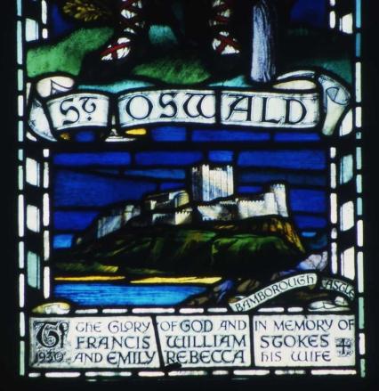 Aikman Crafers St Oswald detail