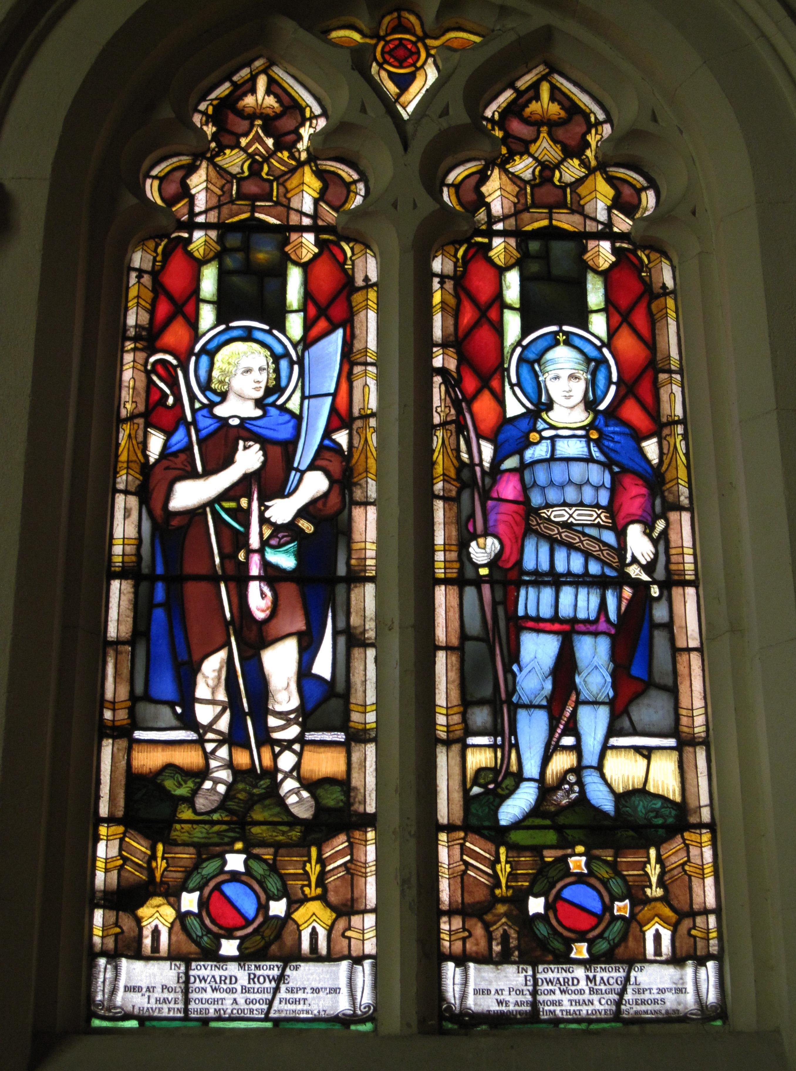 St Johns Uniting David and Jonathan